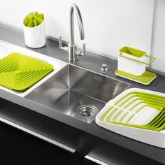 Created out of necessity, like most accessories we use today, the dish drying rack has much evolved lately and is no longer regarded as just a simple basic