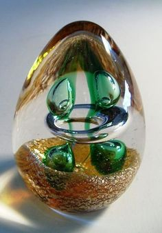 glass paperweights for collectors