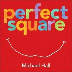 Perfect Square-Fun book for teaching about geometric shapes.