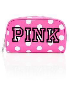 Small Makeup Bag PINK $19