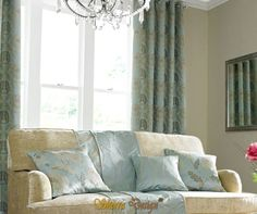 Blenheim fine furnishing fabric released in Elyza Collection