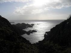 Panorama of the coas...
