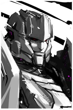 Megatron by Aiuke.deviantart.com on @deviantART