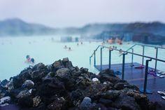 Winter Travel in Europe, Blue Lagoon, Iceland, Auto Europe