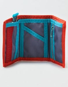 AEO Neon Velcro Wallet by American Eagle Outfitters | Always have your essentials on hand.Always have your essentials on hand. Shop the AEO Neon Velcro Wallet and check out more at AE.com.