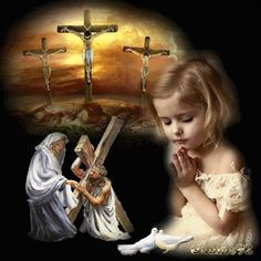 one of my childhood memories Maria Conga, Jesus Our Savior, Christian Warrior, Just Magic, Padre Celestial, Pictures Of Jesus Christ, Strong Faith, Pope Francis, Beautiful Children