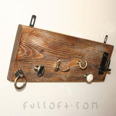 key rack /dog lead organiser/ scarf organiser/jewellery organiser/necklace hanger, only one is available by Fulloft on Etsy