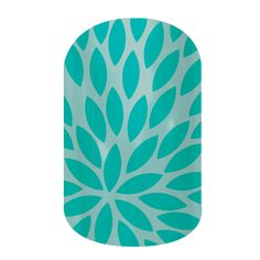 Lotus  nail wraps by Jamberry Nails