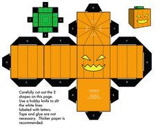 pack+o+fun+halloween+crafts | Especial CubeeCraft De Halloween - Taringa!