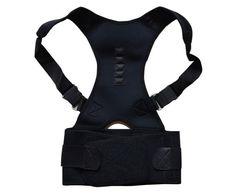 Unisex Adjustable Back Posture Corrector Brace Back Shoulder Support Belt Posture Correction Belt for Men Women Black,Nude,White Posture Corrective Back Brace, Shoulder Brace, Belly Roll, Posture Support, Neoprene, Bad Posture, Sitting Posture, Posture Corrector, Work Attire