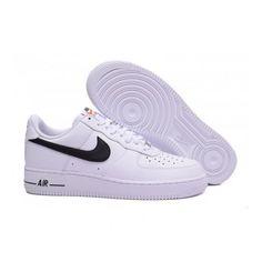 pretty nice e1edc 711b3 Nike Homens - Desconto Nike Air Force 1 Low Homens Tenis De Corrida Branco  Preto 0307