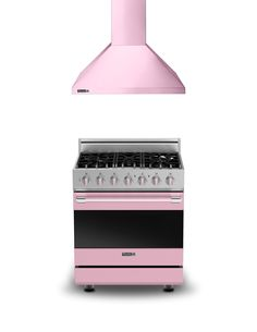 9cf7a08dd08b1 Viking Range Corporation has partnered with the National Breast Cancer  Foundation (NBCF) to auction a pink Viking range and pink ventilation hood  in support ...