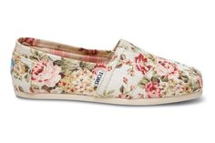 TOMS ~ Rachel Ashwell  Shabby Chic Couture ~ available Feb 2013 ~ cannot wait to get a pair!