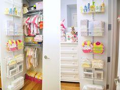 Habitaciones para bebés pequeñas, 4 ideas prácticas