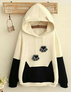 Daddykink - Photos - inocent and hot - Roupas (Kawaii) Teen Fashion Outfits, Cool Outfits, Womens Fashion, Kawaii Fashion, Cute Fashion, Jugend Mode Outfits, Mein Style, Kawaii Clothes, Hoodies