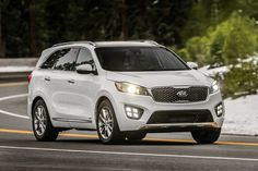2017 KIA Sorento SX Limited V6 AWD Review