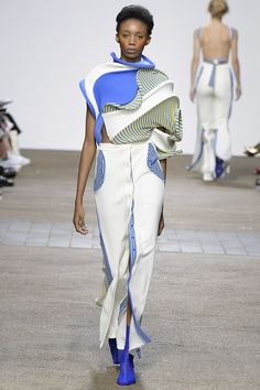 Fashion East - Spring 2017 Ready-to-Wear