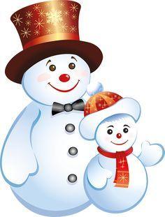 tubes noel / bonhommes de neiges 1st Christmas, Christmas Colors, Christmas Snowman, Sock Snowman, Cute Snowman, Disney Christmas Decorations, Christmas Printables, Snowmen Pictures, Christmas Pictures