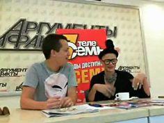 Алексей Дурнев и Даша Ши в гостях у АиФ. Ведущие программы «Дурнев +1» ответили на вопросы читателей