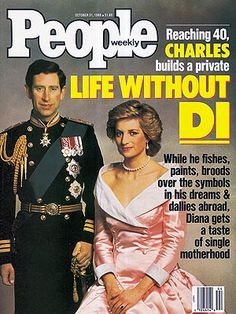 photo | Prince Charles Cover, Princess Diana Cover, The British Royals, Prince Charles, Princess Diana