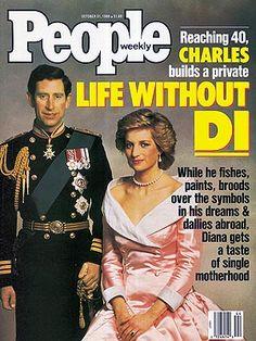 photo | Prince Charles Cover, Princess Diana Cover, The British Royals, Prince Charles, Princess Diana