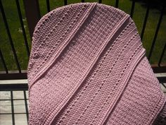 This gorgeous baby blanket pattern is easy to make but different enough to be interesting! Not too babyish and also easily adaptable for girl or boy this crochet pattern is surprisingly fast going! May Day Baby Blanket  Materials: WW yarn, (I used 26-28 oz of yarn.) Crochet hook size K Yarn needle for weaving …