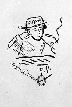 Arthur Rimbaud, par Paul Verlaine.