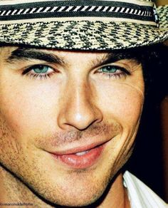Ian Somerhalder <- O AND THIS GUY TOO.. GEEZ MELT A GIRLS HEART Y DONT YOU