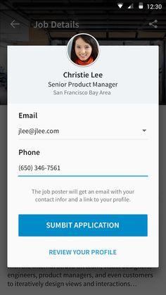 LinkedIn Job Search- screenshot