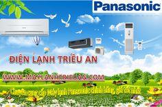 Máy lạnh Panasonic chính hãng, giá tốt: TỔNG ĐẠI LÝ CUNG CẤP & NHẬN LẮP ĐẶT MÁY LẠNH PANAS...