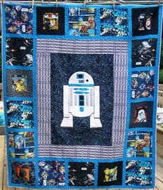Artoo - Finished Quilt | Flickr - Photo Sharing!