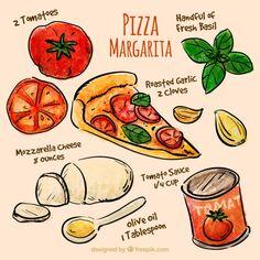 MISSÕES ITÁLIA: pizza tradicional