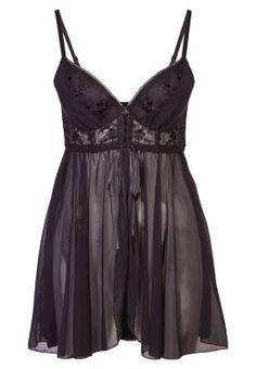 Nachthemd - black