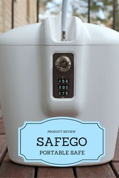 SAFEGO Portable Safe Product Review