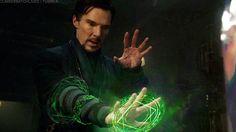 The evolution of Doctor Stephen Strange