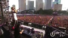 Jack U (with Skrillex) Ultra Music Festival 2014