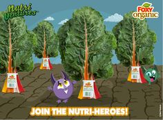 The Nutri-Heroes seem to have found the holy grail of veggie farms! Rainbow Chard anyone?  Join the Nutri-Heroes here: http://nutri-ventures.com/us/