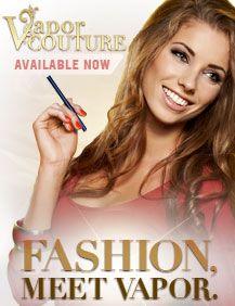 VaporCouture.com #coupon SOFLA15 Vapor Couture, electronic cigarettes, ecigs, ecigarettes, cigarrillos electronicos