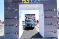 Gulietta will be at Ironman 70.3 in Pescara, Italy. 10 June 2012
