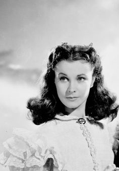 Lady Hollywood, maggiepollitts: Vivien Leigh in Gone With The...