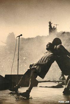 PEARL JAM Eddie Vedder poster print grunge rock by PosterAmerica