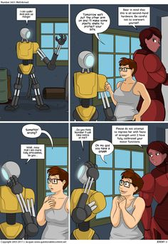 Questionable Content Fanfiction