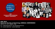 ASA 2013 American Society of Andrology ANNUAL CONFERENCE 샌안토니오 미국 생물학 학회
