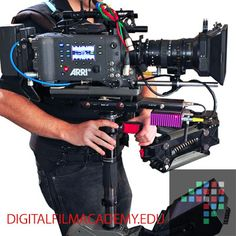 Interested in #Steadicam Operations? Contact us today! #cameralife #film #filmclass #nyc