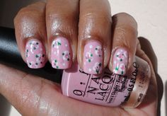 Pastel Nails for Spring | Pretty Pink Pastel Nails