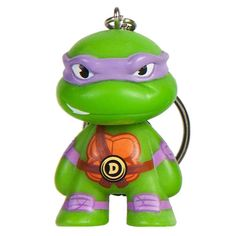 TMNT Donatello Keychain