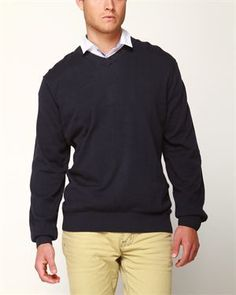 Tommy Hilfiger Long Sleeve Sweater Moda Para Hombres 0042df405fa35