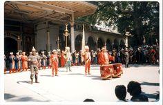 Estambul,museo del ejército,1996