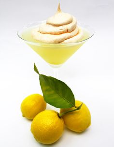 Fashionably Bombed: Lemon Meringue Pie Drop