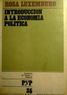 INTRODUCCIÓN A LA ECONOMÍA POLÍTICA GE 330 L977